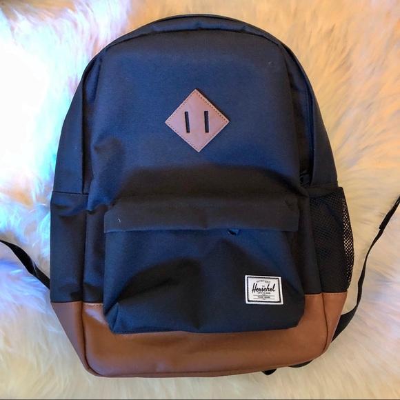 3321b6be13de Herschel Supply Company Handbags - NWOT Herschel Heritage Youth Black  Backpack